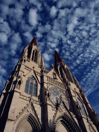 Helena Cathedral, Helena, Montana, United States of America, North America
