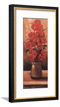 Potted Floral III-Kanayo Ede-Framed Art Print