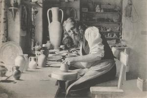 Potter at the Wheel