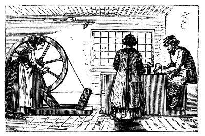 Potter's Workshop, C1860--Giclee Print