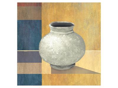 Potter Vase II-Felix Latsch-Art Print