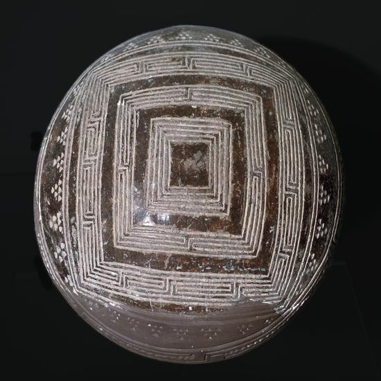 Pottery from an iron age village in Malta. Artist: Unknown-Unknown-Giclee Print