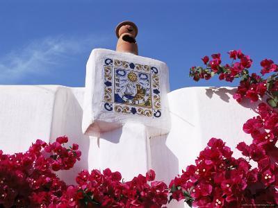 Pottery Near Sant Jordi, Ibiza, Balearic Islands, Spain-Hans Peter Merten-Photographic Print