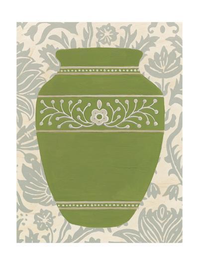 Pottery Patterns III-June Erica Vess-Art Print