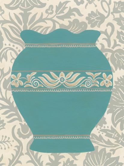 Pottery Patterns IV-June Erica Vess-Art Print
