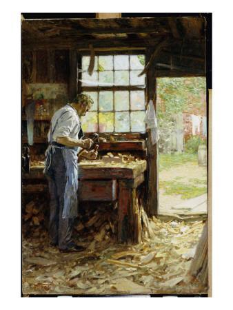 Village Carpenter, 1899
