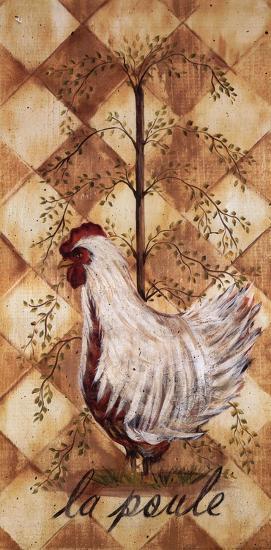 Poule-Grace Pullen-Art Print