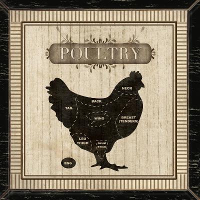 Poultry-Piper Ballantyne-Art Print