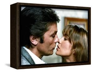 Pour la peau d'un flic by Alain Delon with Alain Delon and Anne Parillaud, 1981 (photo)
