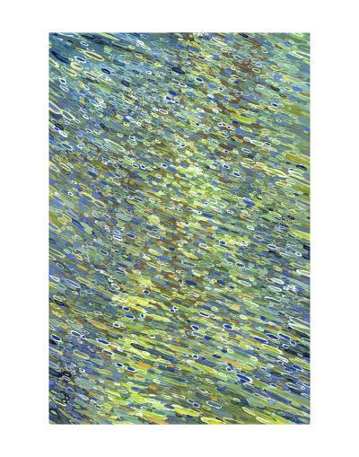 Pouring-Margaret Juul-Art Print