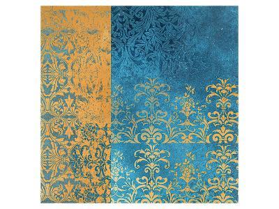 Powder Blue Lace II-Rachel Travis-Art Print