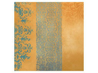 Powder Blue Lace IV-Rachel Travis-Art Print
