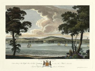 Powderham Castle-Richard Polwhele-Art Print