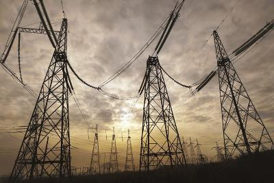 Power Lines--art-siberia--Photographic Print