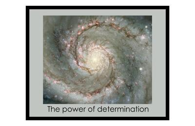 Power of Determination--Giclee Print