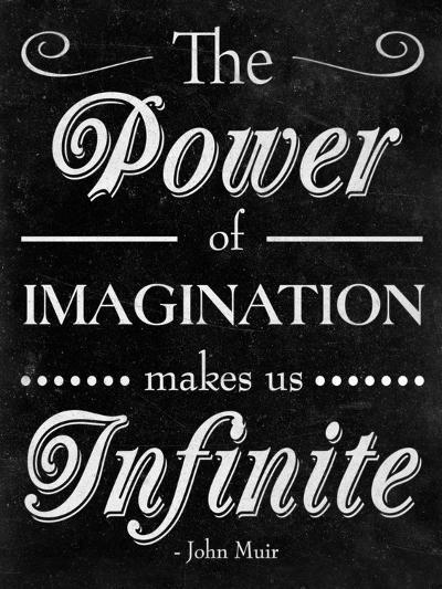 Power of Imagination--Premium Giclee Print