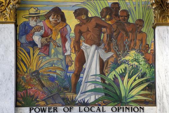 Power Of Local Opinion-Carol Highsmith-Art Print