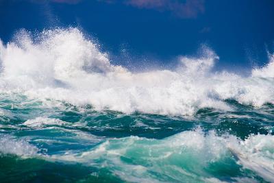 Powerful Ocean Wave-michaeljung-Photographic Print