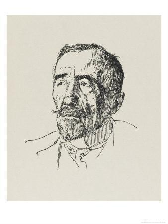 Joseph Conrad Polish-Born Writer in 1922