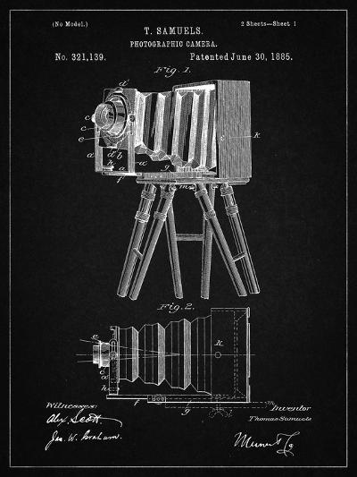 PP33 Vintage Black-Borders Cole-Giclee Print