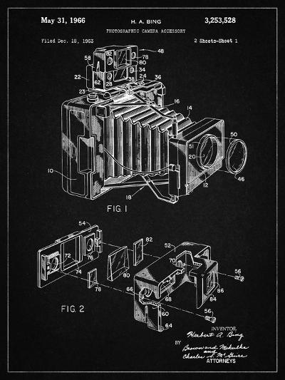 PP34 Vintage Black-Borders Cole-Giclee Print