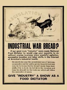 Industrial War Bread? by PR