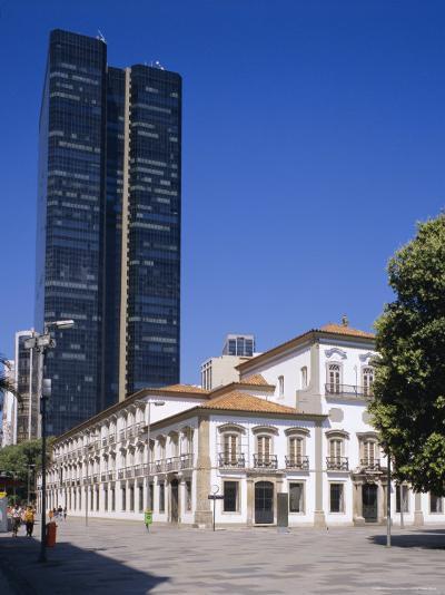 Praca 15 November, Rio De Janeiro, Brazil-G Richardson-Photographic Print
