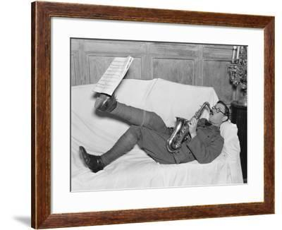 Practice Makes Perfect--Framed Photo
