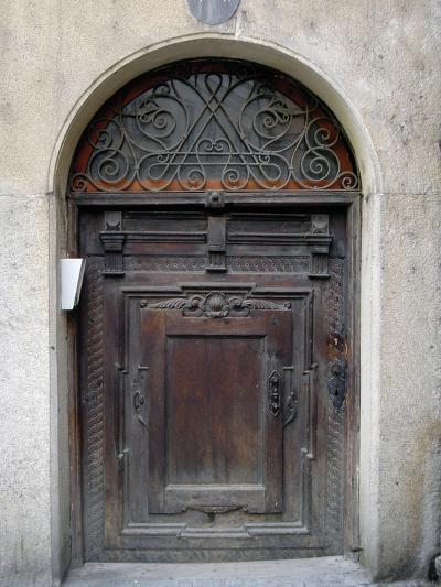 Prague Door III-Jim Christensen-Photographic Print