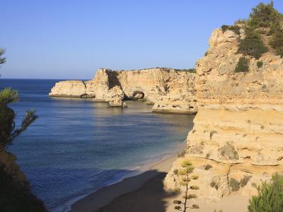 Praia Da Marinha, Algarve, Portugal, Europe-Amanda Hall-Photographic Print