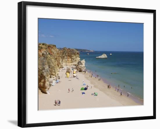 Praia Da Rocha, Algarve, Portugal, Europe-Jeremy Lightfoot-Framed Photographic Print