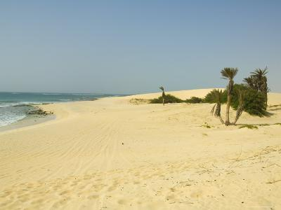 Praia De Chaves (Chaves Beach), Boa Vista, Cape Verde Islands, Atlantic, Africa-Robert Harding-Photographic Print
