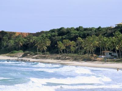 Praia Do Amor, Pipa, Natal, Rio Grande Do Norte State, Brazil, South America-Sergio Pitamitz-Photographic Print