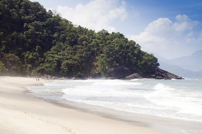 Praia Do Felix Beach, Ubatuba, Sao Paulo Province, Brazil, South America-Alex Robinson-Photographic Print