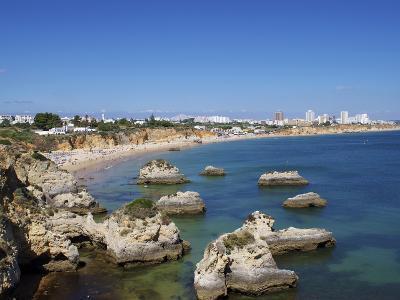 Praia Do Vau, Portimao, Algarve, Portugal, Europe-Jeremy Lightfoot-Photographic Print