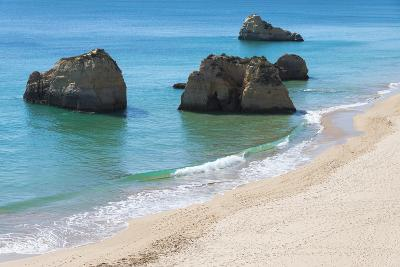 Praia Dos Tres Castelos, Portimao, Algarve, Portugal, Europe-G&M Therin-Weise-Photographic Print