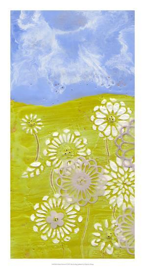 Prairie Flowers I-Alicia Ludwig-Art Print