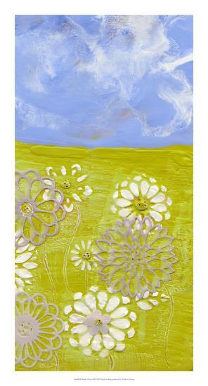 Prairie Flowers II-Alicia Ludwig-Art Print