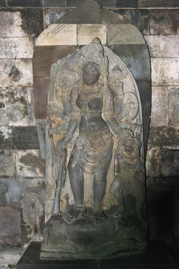 Prambanan Temple, UNESCO World Heritage Site, Central Java, Indonesia-Keren Su-Photographic Print