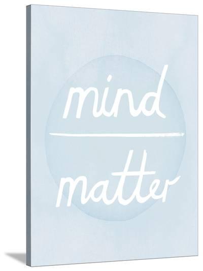 Prana - Mind - Matter-Sasha Blake-Stretched Canvas Print