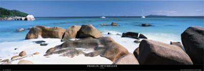 Praslin, Seychelles-Lee Frost-Art Print