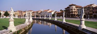 Prato Della Valle, Padua, Italy--Photographic Print