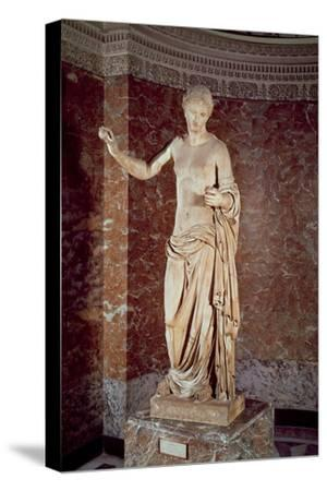 The Venus of Arles, Roman Copy of a Greek Original, C.30 Bc-14 Ad (Marble)