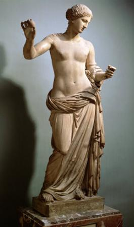 The Venus of Arles, Roman Copy of a Greek Original, c.30 BC-14 Ad