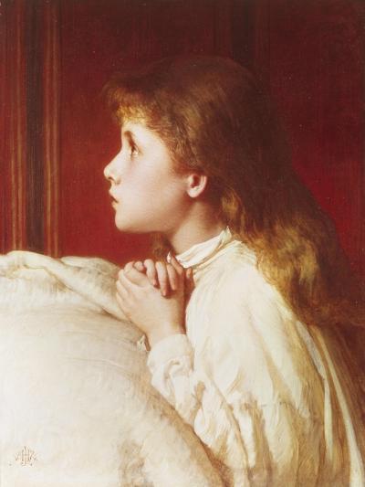 Prayer-Henry Le Jeune-Giclee Print