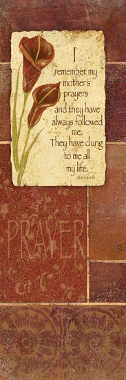 Prayer-Jo Moulton-Art Print