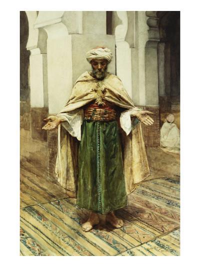 Praying Arab-Maria Martinetti-Giclee Print