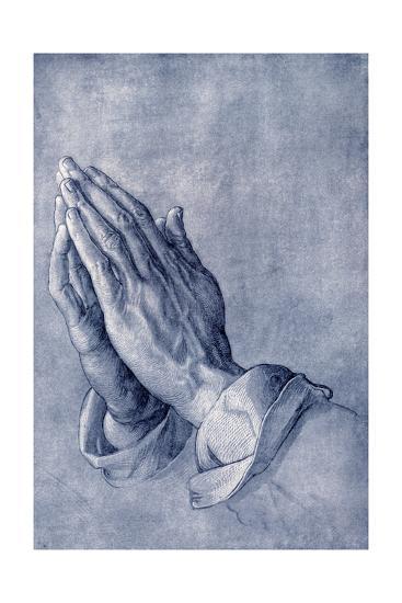 Praying Hands, Art by Durer-Sheila Terry-Giclee Print