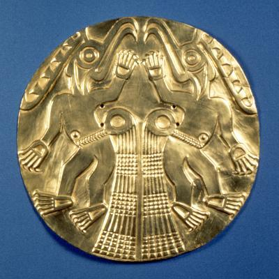 Pre-Columbian Gold, 1000 Ad--Photographic Print