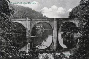 Prebend's Bridge, Durham, 1905
